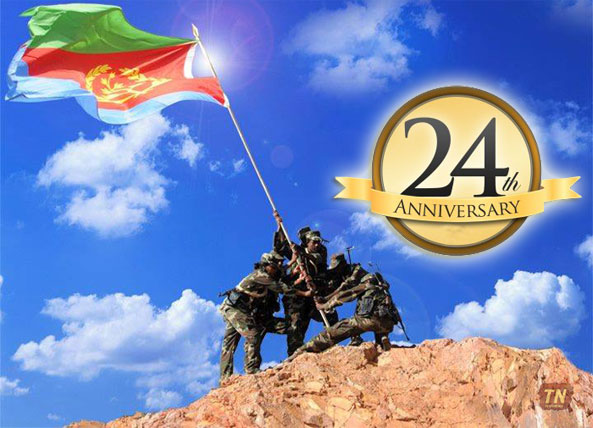 Pride in the Eritrean State as it Turns 24