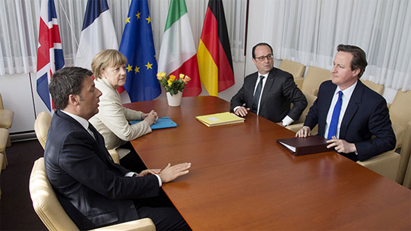 EU Plans to Kick Out 29 of Every 30 Refugees