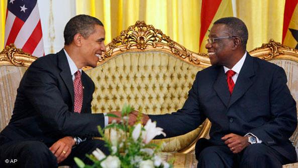 How Did Ghana Fell Off the African Success Wagon?