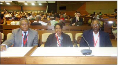 Cuba and Eritrea Health Ministers Sign Cooperation Agreements