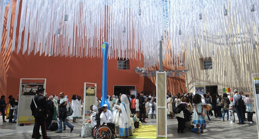 National Day of Eritrea Celebrated at Expo Milano 2015