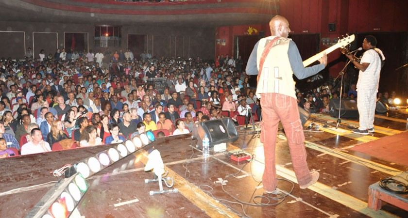 Malian Superstar Habib Koité Delivers Super Concert In Asmara