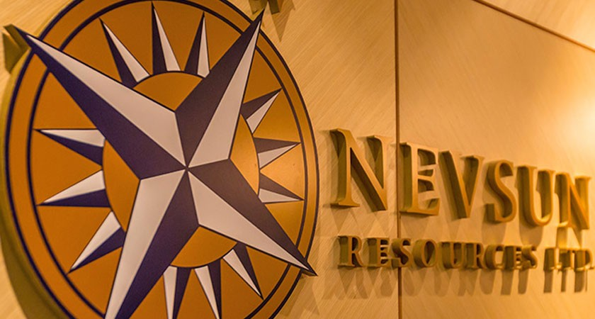 Nevsun Announces Production and Earning Results for 2015