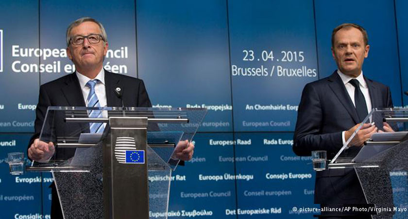 EU Asks States to Accept 40,000 Asylum Seekers
