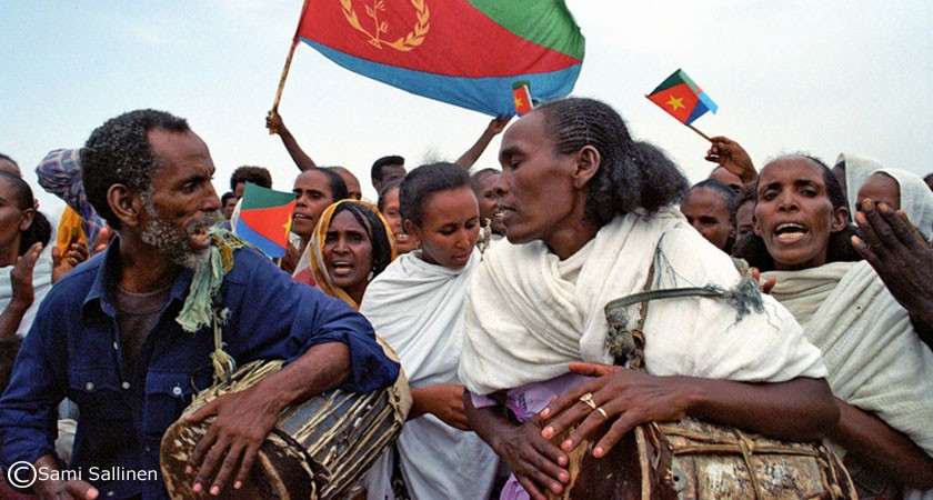 Happy 24th Eritrea