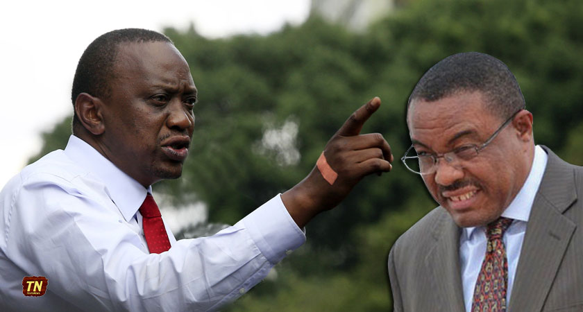 Kenya's Reprisals Against Ethiopia