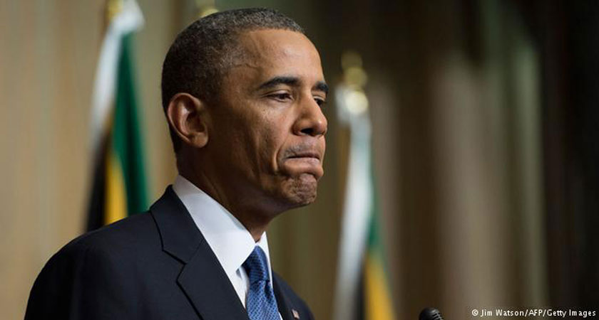 President Obama's failed foreign policy in Africa