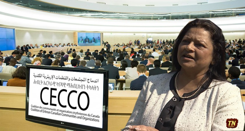 cecco condemns the recent politically biased UN Commission of Inquiry report as inaccurate, sensationalist and utterly irresponsible