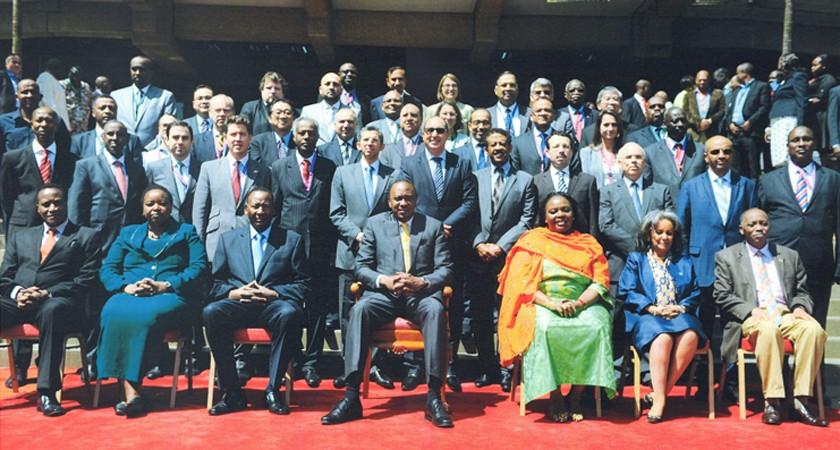 Statement of Ambassador Beyene Russom at the East African Regional CVE Summit
