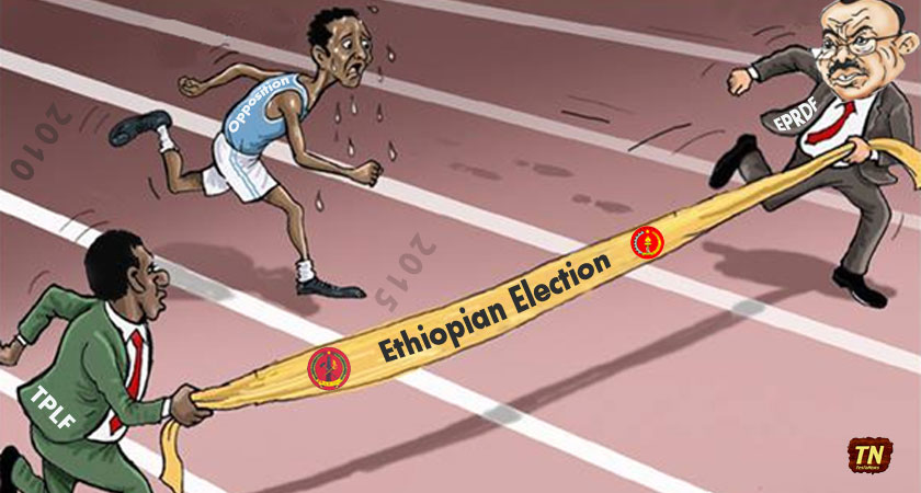 Election in Ethiopian is getting better and better: most hated most voted