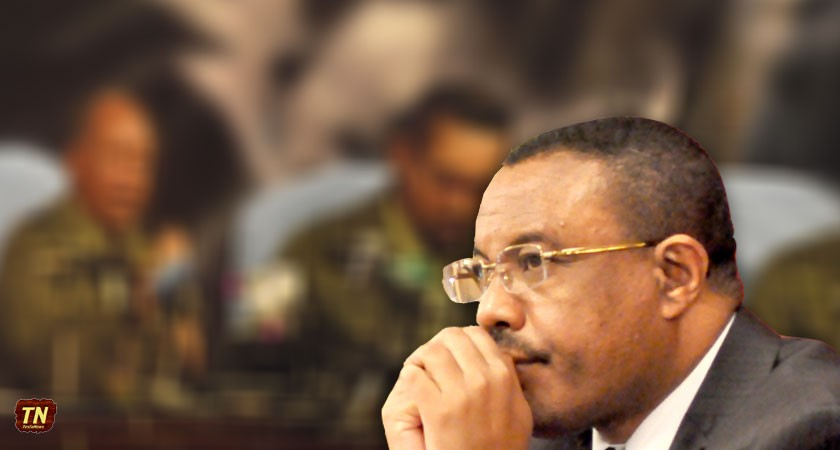 How the EPRDF Humiliated PM Hailemariam Desalegn