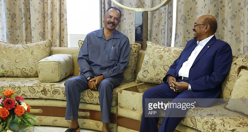 President Isaias Concludes Sudan Visit