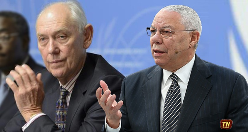 Mike Smith is to Eritrea What Colin Powell was to Iraq