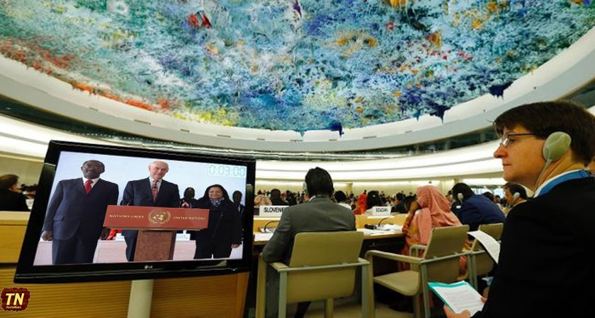 UNHRC's Shenanigan at the 11th Hour: An Act of Desperation