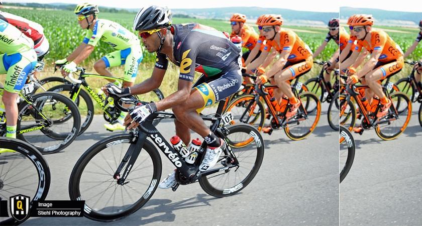 Top Black African Rider Natnael Berhane Racially Abused at Tour of Austria