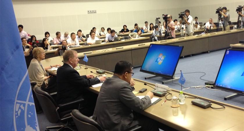 OHCHR Spokesperson Rolando Gomez, admits UN tampered Eritrea document