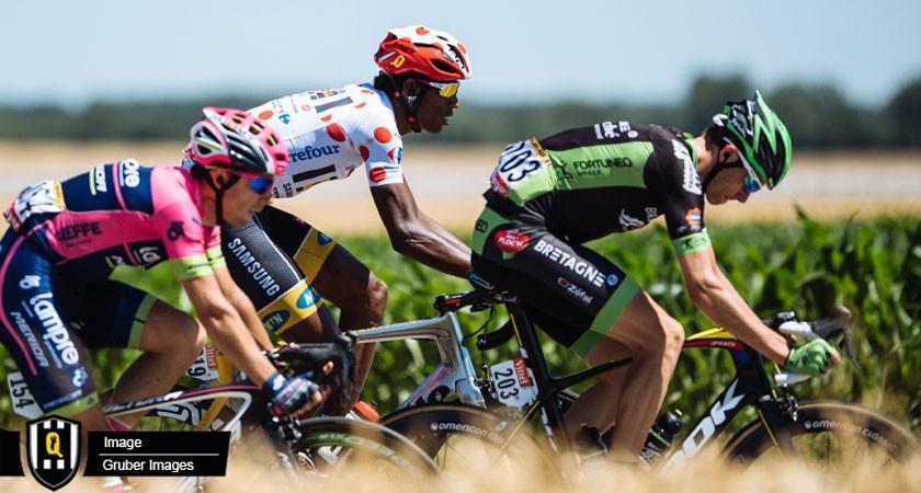Tour de France #8: Daniel Teklehaimanot Still Retains the Polka Dot Jersey