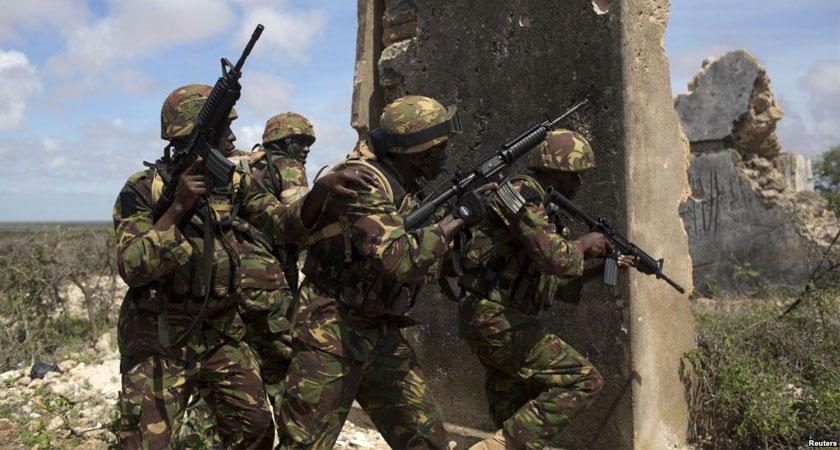 AU Troops Gun Down Unarmed Civilians in Somalia