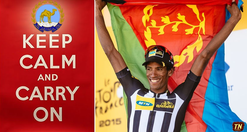 The media has been allergic to any good news about Eritrea