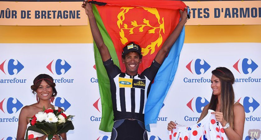 Eritrea at Tour de France: Superb Performance and Mission Accomplished
