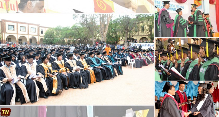 ERITREA: Investing in Higher Education Key to Capacity Development