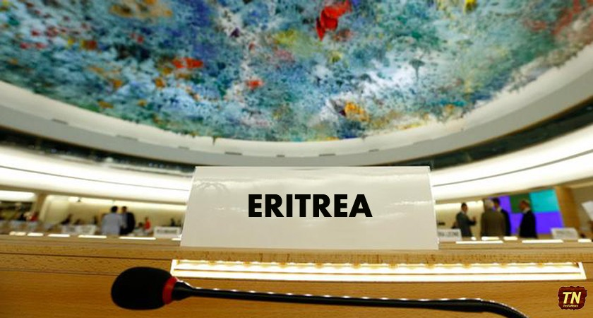 Eritrea response to the oral update of the Special Rapporteur