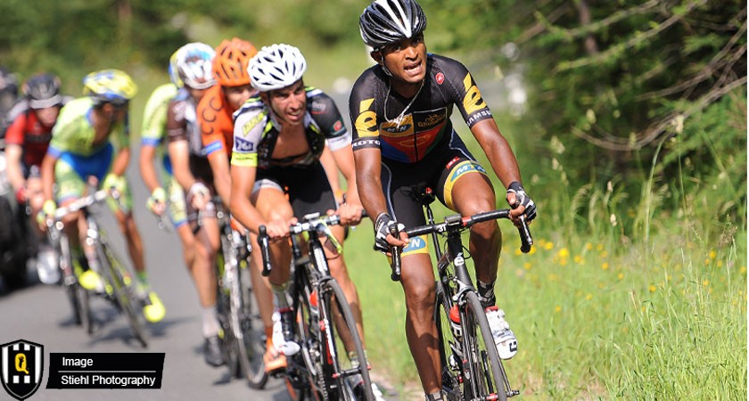 Natnael Berhane Forgives Racist Cyclist