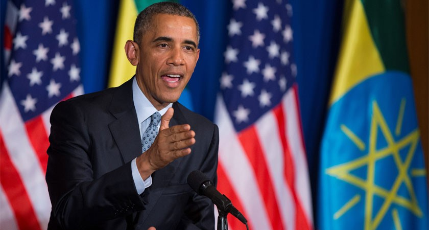 Obama's 'Democratic' Ethiopia Comment Slammed