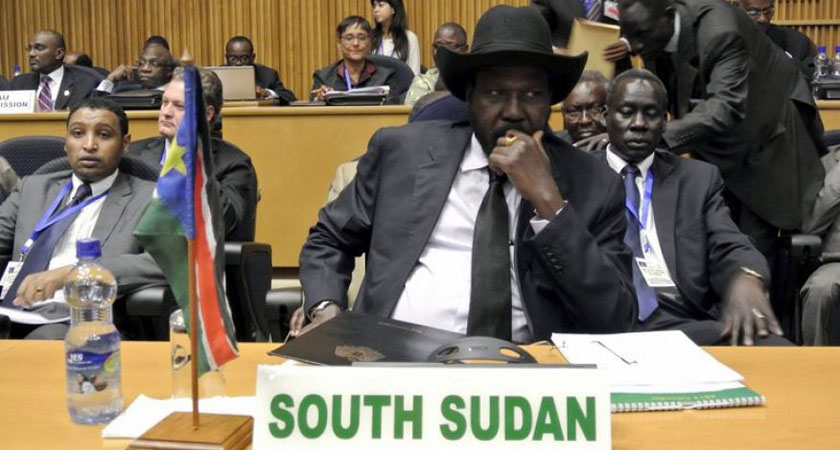 South Sudan Accuses Foreign Powers of Blocking Peace Deal