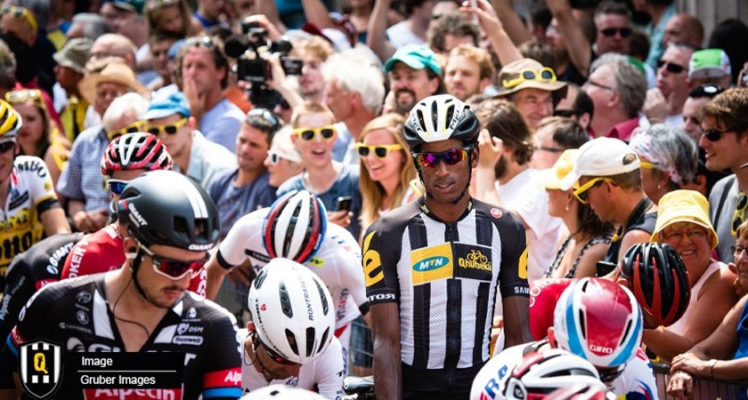 Tour de France #17: 12th for Daniel, 14th for Merhawi and 2nd for MTN-Qhubeka