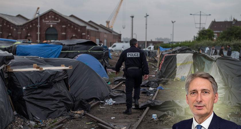 Hammond: African 'Marauding' Migrants Surge Threaten EU Social Infrastructure