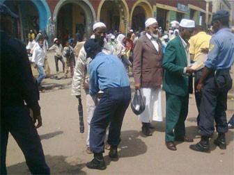 Ethiopia jails muslims
