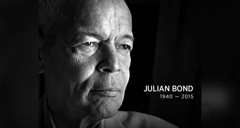 Julian Bond, Friend of Eritrean-Americans, Passed Away