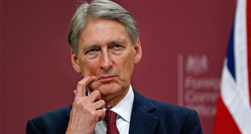 Foreign Secretary Philip Hammond's Comments: Beyond Shameful