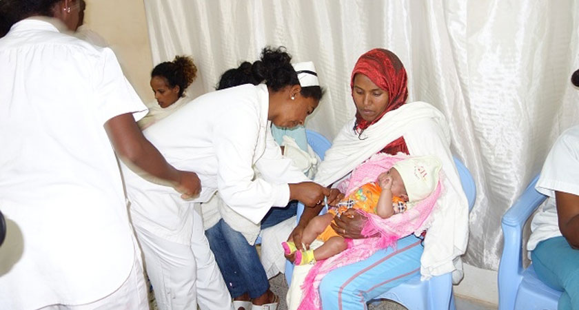 Eritrea Introduced Pneumococcal Conjugate Vaccine