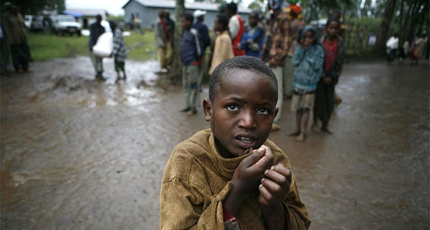 Food crisis: Ethiopia appeals for urgent aid after crop failure