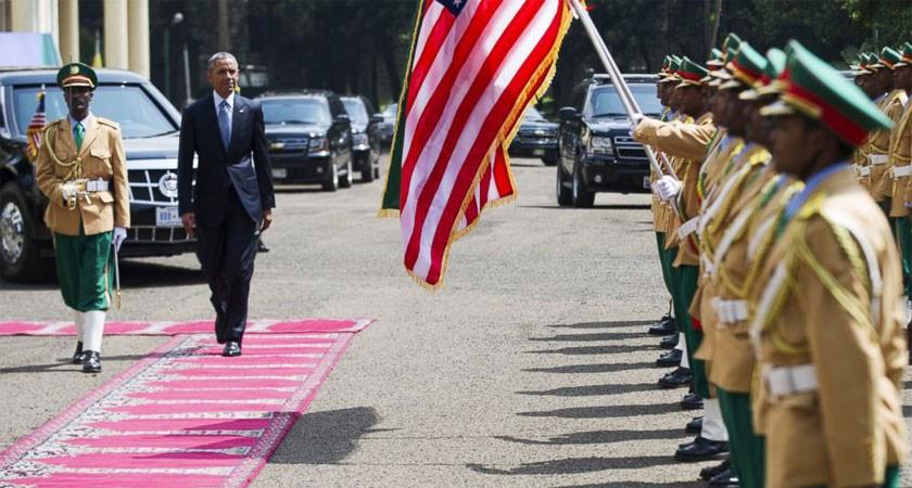 Gettn' Down With Ethiopia's Thugtators!
