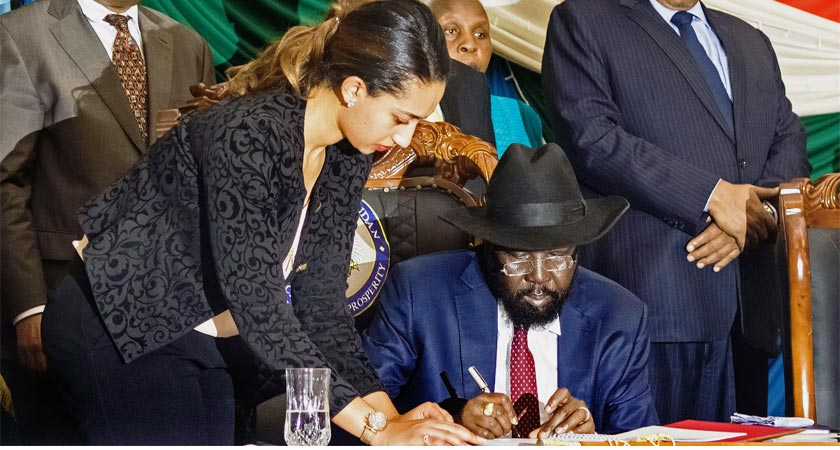 South Sudan Signs a Peace Deal that is Unlikely to Last