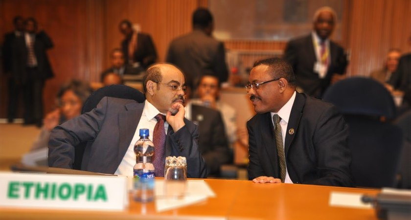 A threat to TPLF's power in Ethiopia would come from the Amhara ANDM and Oromo OPDO