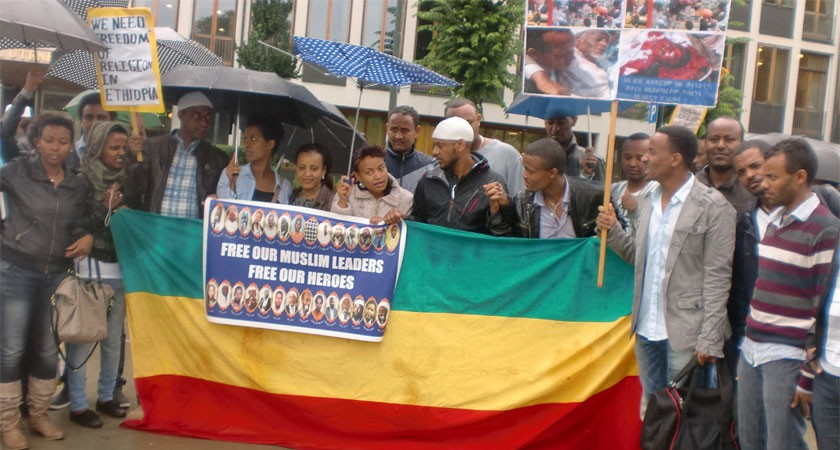 Ethiopia Hands Lengthy Prison Terms to Muslim Activists