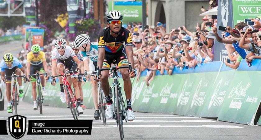 Eritrean Natnael Berhane to Ride in the Vuelta a España