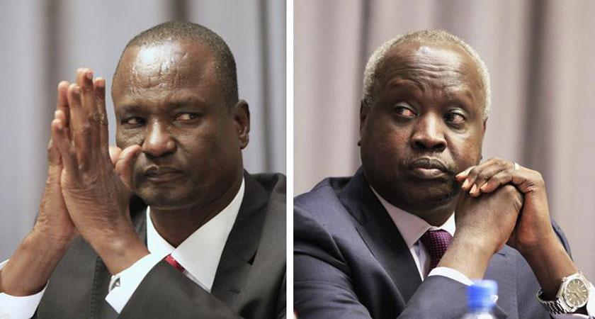 south sudan negotiators