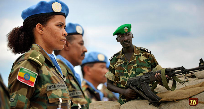Ethiopian Forces in Somalia under AMISOM command Have Undisclosed Agenda