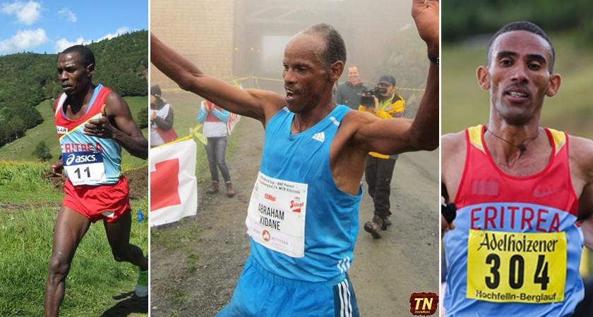 Eritrean Abrham Kidane wins Austrian mountain running