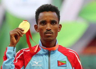 The youngest marathon Gold medalist in history