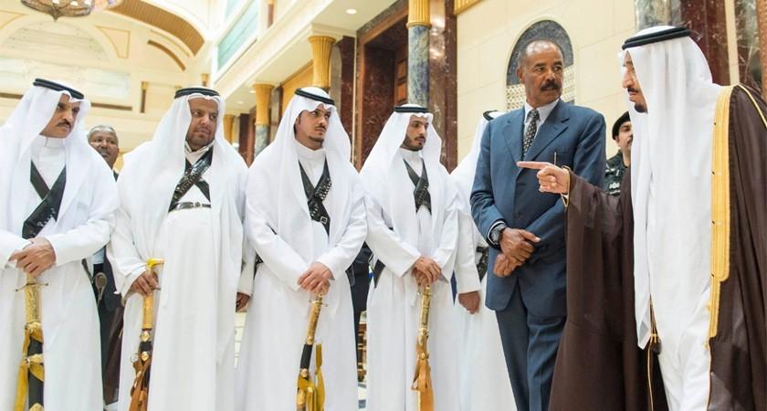 New Saudi and UAE Diplomacy With Eritrea Ruffles Ethiopia's Feathers