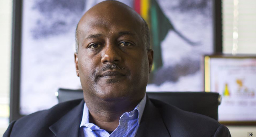 Tigrai Online Misrepresentation of Neamin Zeleke's Interview with VOA