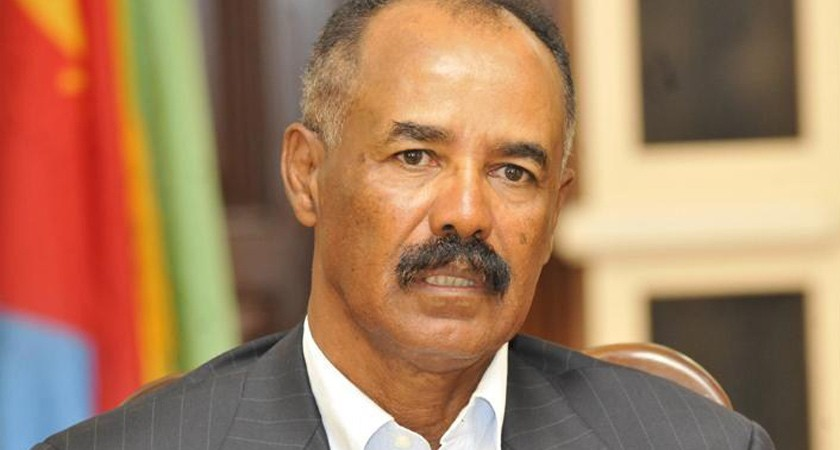 Watching Eritrea crawl from another angle
