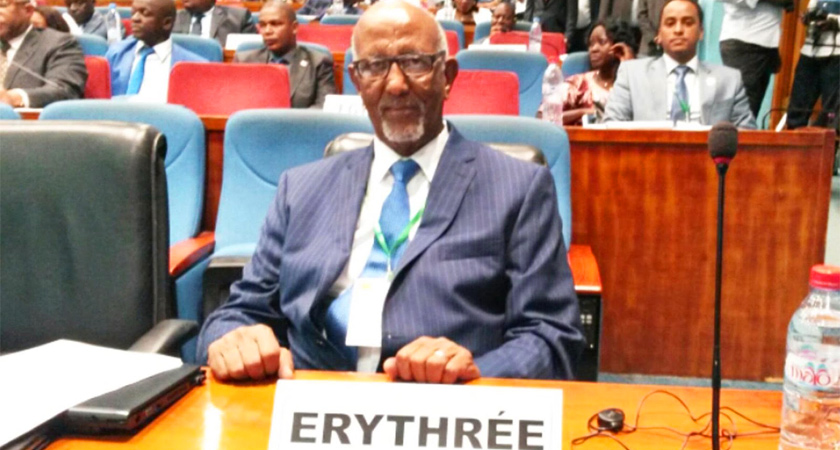 Eritrea Took Part in AU-HOA Regional Conference on Human Trafficking and Smuggling
