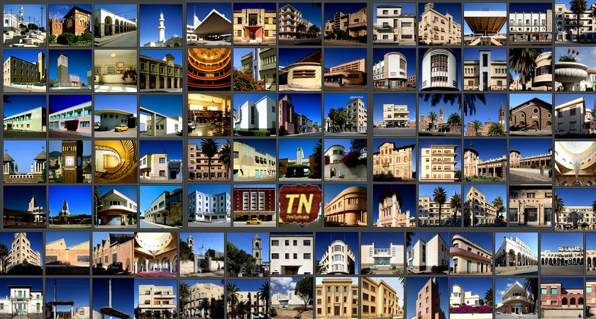 The Historic Perimeter of Asmara and its Modernist Architecture
